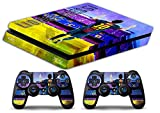 Skin PS4 SLIM HD - LIONEL MESSI FC BARCELONA ULTRAS - limited edition DECAL COVER ADHESIVO playstation 4 SLIM SONY BUNDLE